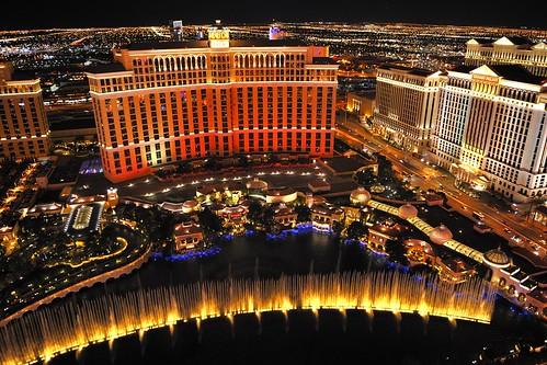 Bellagio Fountain - Las Vegas, USA