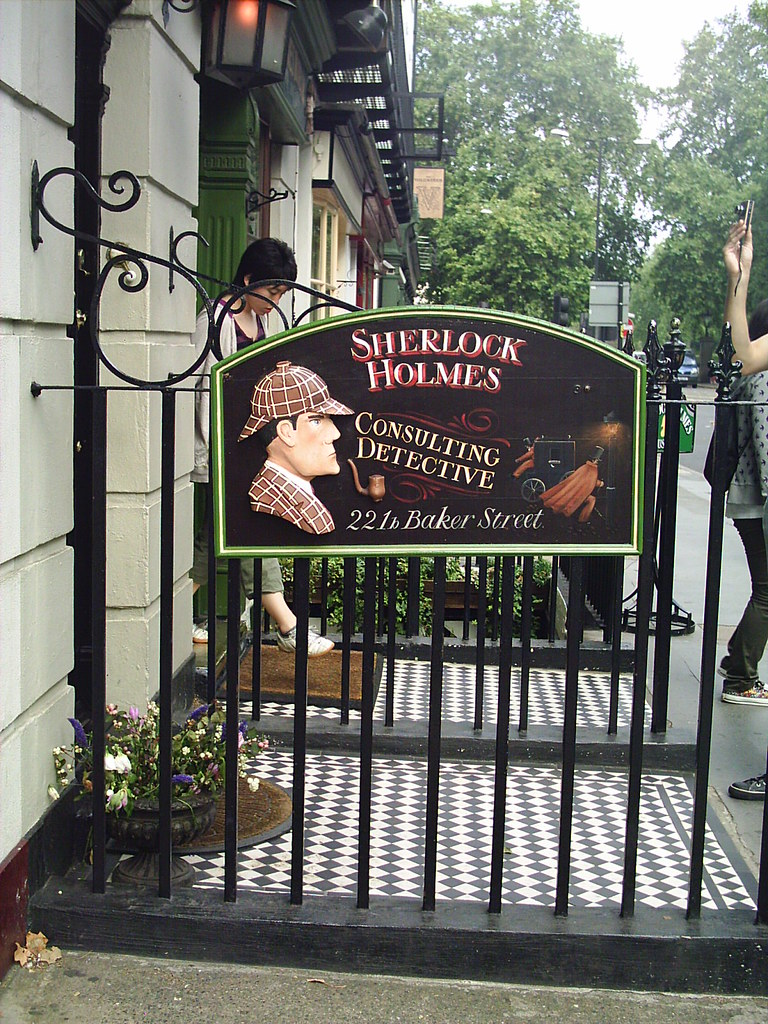 The Sherlock Holmes Investigation
