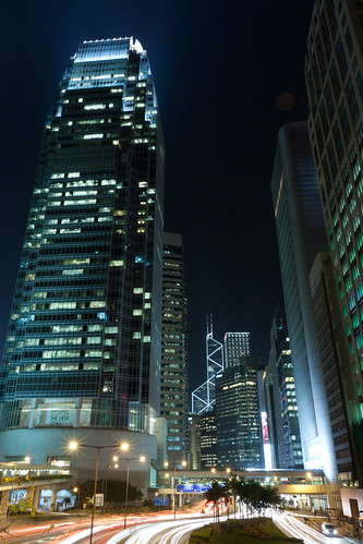 Cityscape - One IFC, BoC Tower