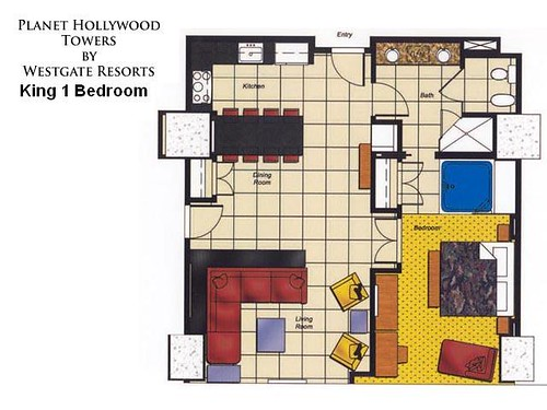 Planet Hollywood Towers Resort Week 18 April 29 Auction Online