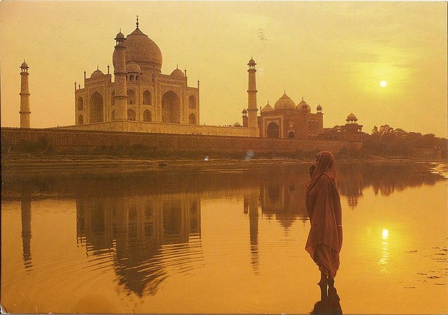 PHC 2212: Taj Mahal, Agra, India