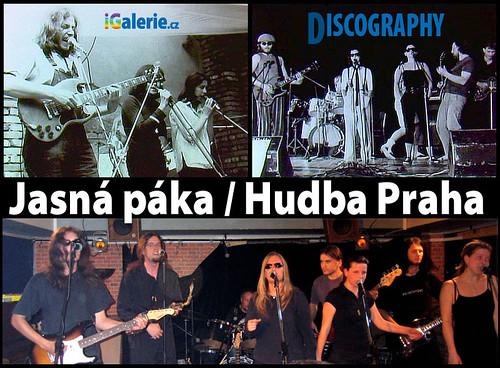 Jasná páka / Hudba Praha: Diskografie / Discography | iGalerie