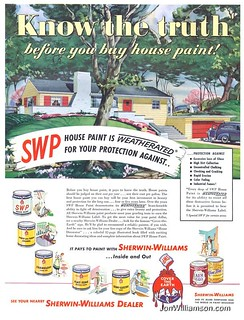 Sherwin-Williams - 19500619 Life