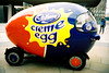 Big Egg Car