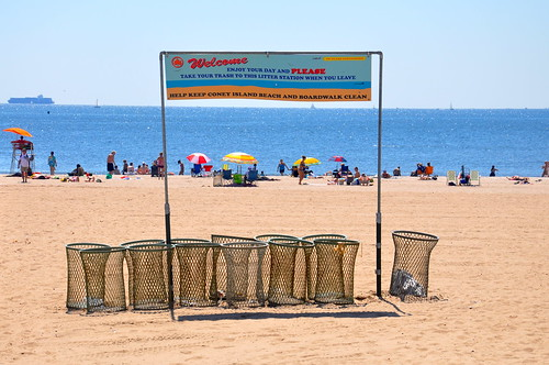 Coney beach