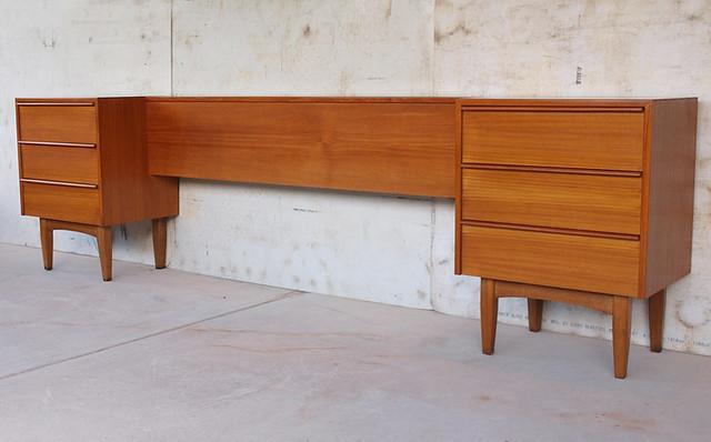 retro danish 1960s teak bedroom set flickr photo sharing