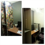 The new office is really starting to take shape now :-)