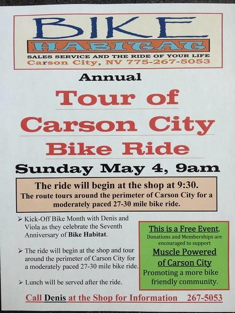 Tour of Carson 2014