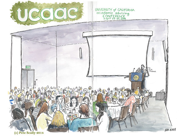 UCAAC opening 042414 sm