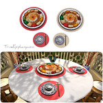 Yu Sheng for Chinese New Year 3D Models