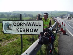 Greg on the Cornish Border Image