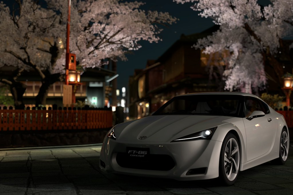 Gion ,Kyoto -Gran Turismo 5 Photo mode
