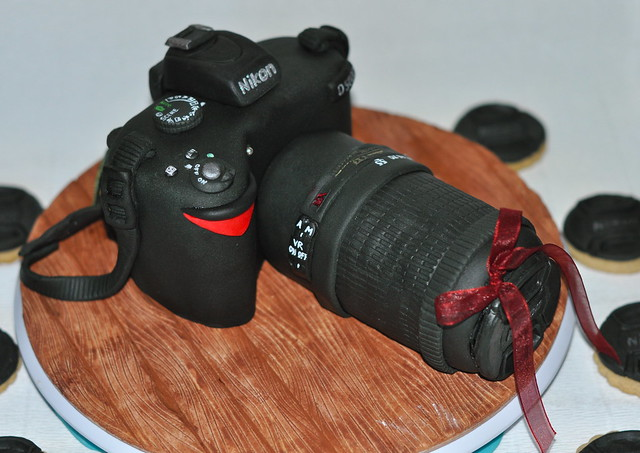 Nikon Camera Cake Images : Nikon Camera Cake Flickr - Photo Sharing!
