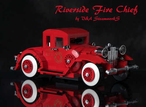 Riverside Fire Chief by V&A Steamworks