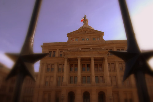 Texas Capitol - The North Side