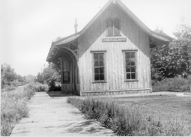 DL&W Station, Groveland, NY