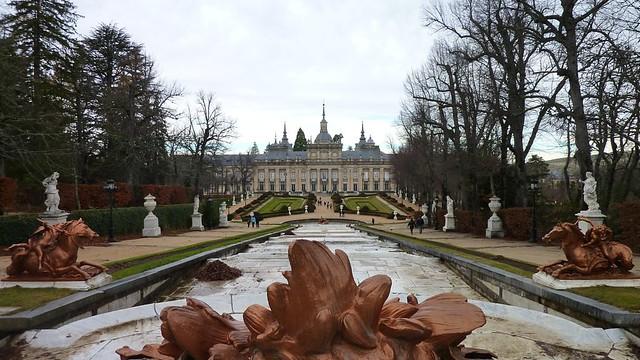 492 - Palacio Real de La Granja de San Ildefonso