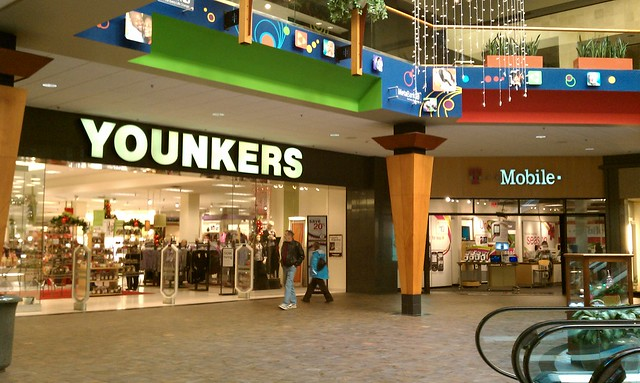Valley West Mall - West Des Moines, Iowa - Lower Level ...