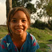 Photo Friendly Girl - Boudhanath, Nepal
