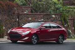 hybrid car photo