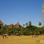 Cricket in the Maidens - Mumbai, India