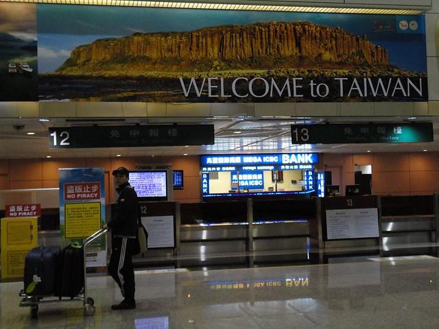 TAOYUAN AIRPORT, TAIPEI