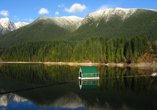 Capilano Lake, North Vancouver
