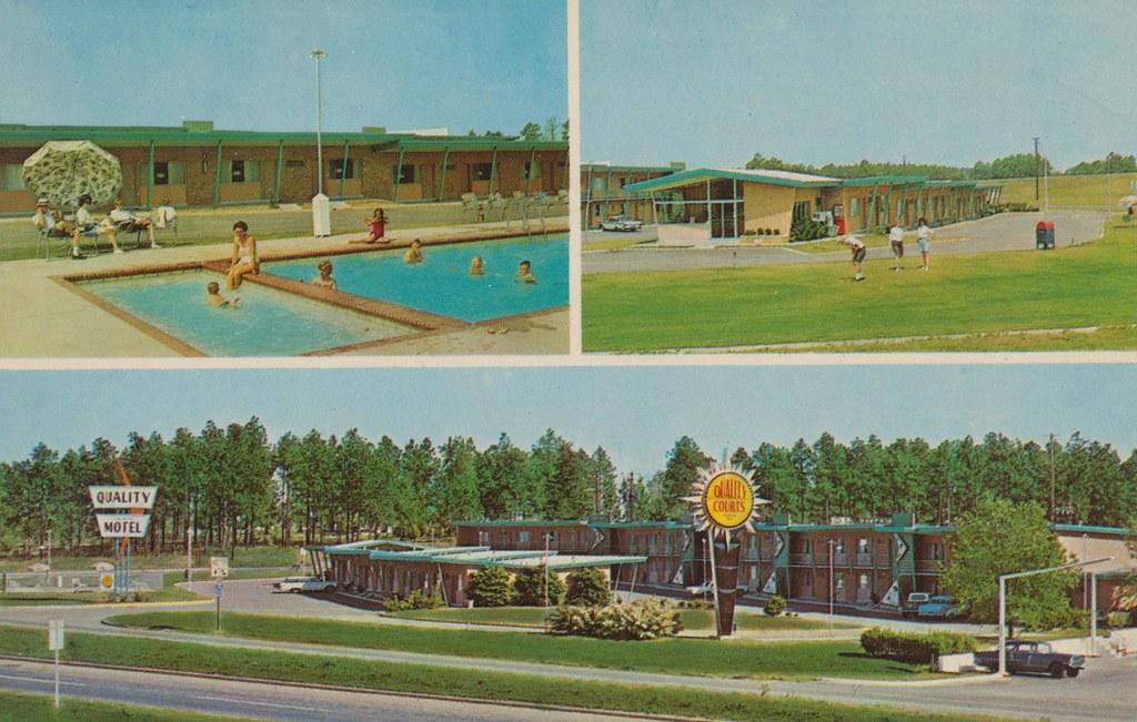 ... Alpine Motor Lodge - Tifton, Georgia | by The Cardboard America Archives