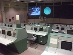 Historic Mission Control - NASA