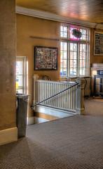 Ike [Box] entryway