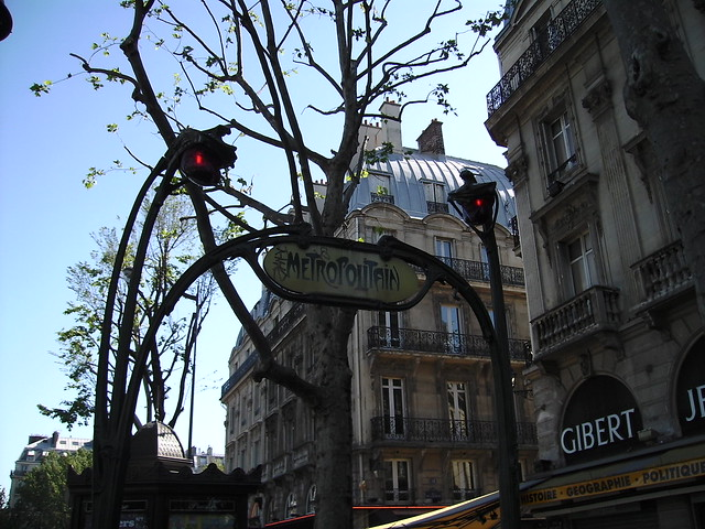 St michel metro station flickr photo sharing - Metro saint michel paris ...