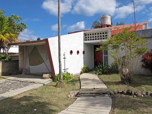 Ouno design modernist house cojimar cuba for Design hotel kuba