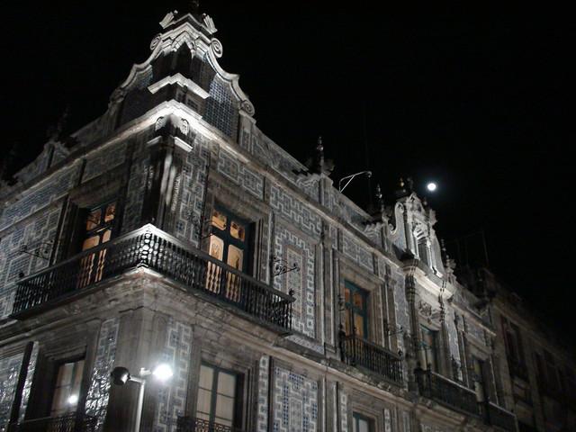 Casa de los azulejos antiguo palacio del conde del valle for Casa de los azulejos ciudad de mexico