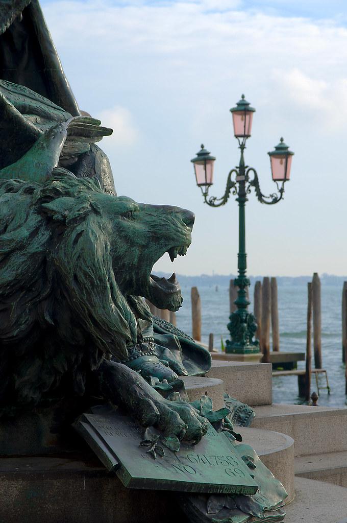 Venezia, Leone di San Marco