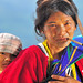 Mother and Child of Hill Tribe, Myanmar by magicflute002