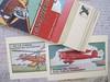 postcards airplane