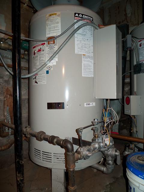 Hydronic Baseboard Heating Boiler