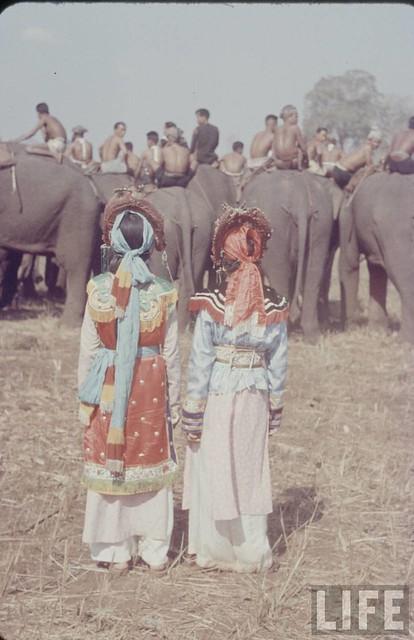 Ban Mê Thuột - Hội Chợ Tết 1957