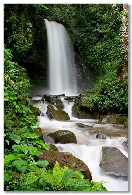 Mahua Waterfall, Tambunan