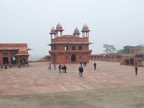 Diwan-i-Khaz, Fatehpur Sikri