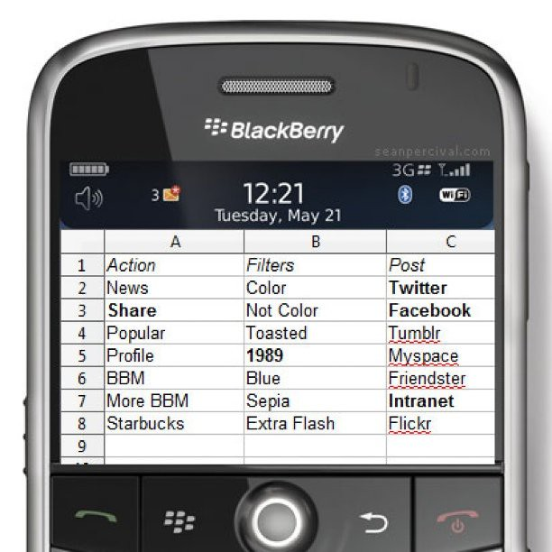 Instagram for Blackberry | Flickr - Photo Sharing!
