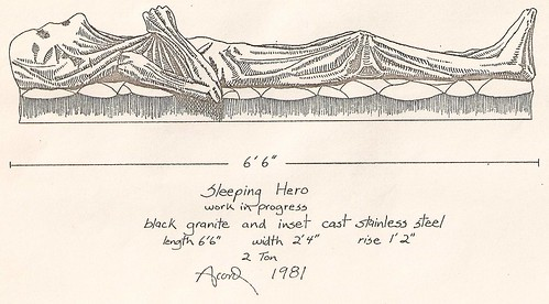 Acord Sleeping Hero study 1981