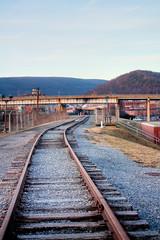 Train Tracks in Cumberland