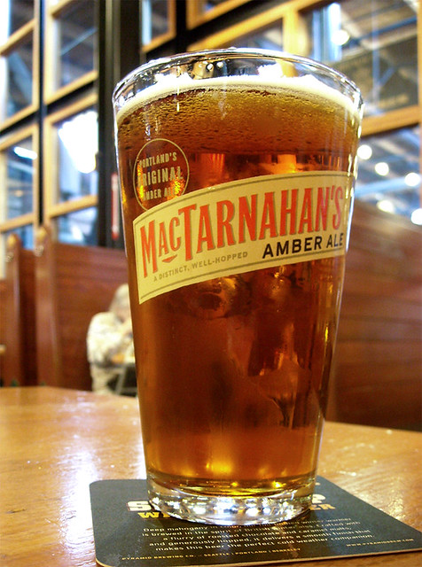 photo - Pyramid MacTarnahan's Amber Ale