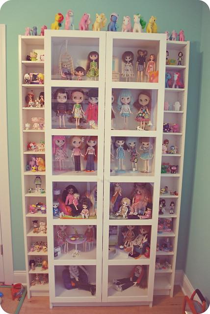 Lovely Doll Storage | Flickr - Photo Sharing!