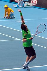 Australian Open 2011 - Marcos Daniel (BRA)
