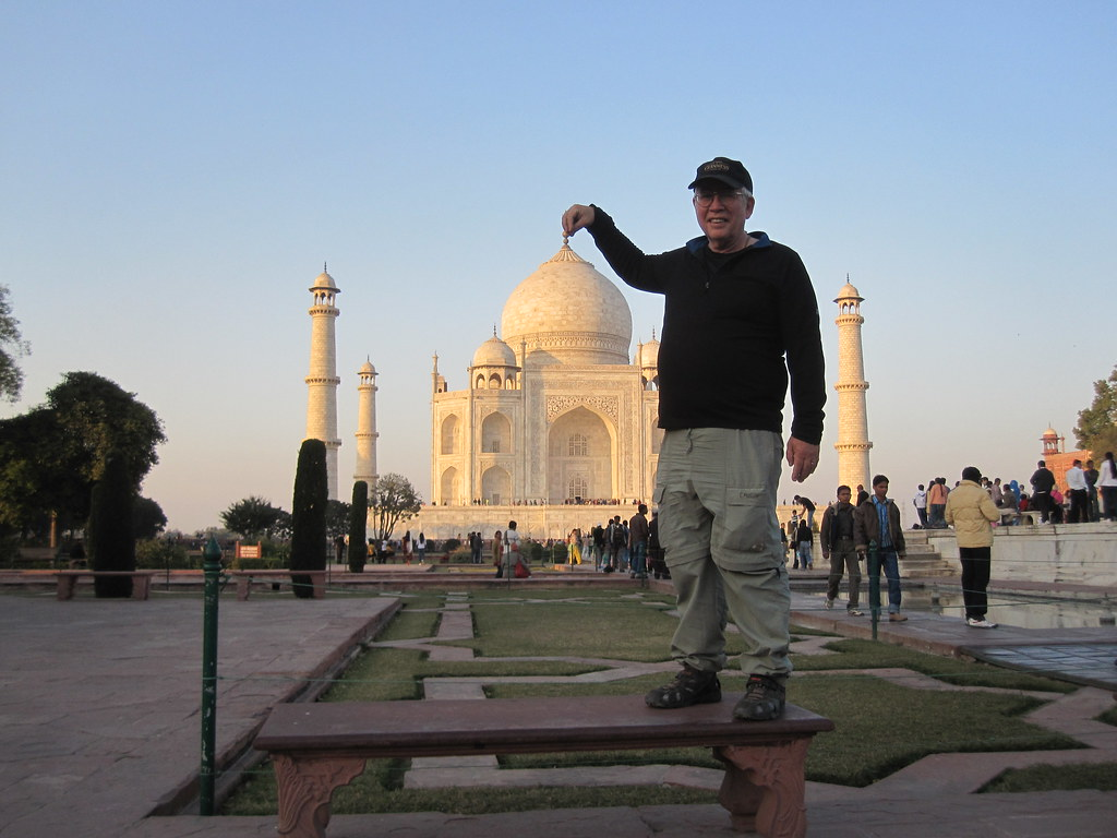 Taj Mahal Day 2 Agra India