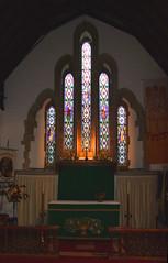 sanctuary (glass by Thomas Wilmshurst)