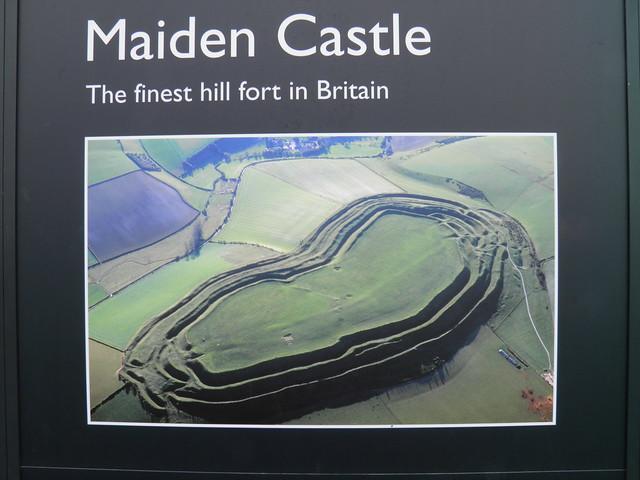 Maiden Castle, Dorset