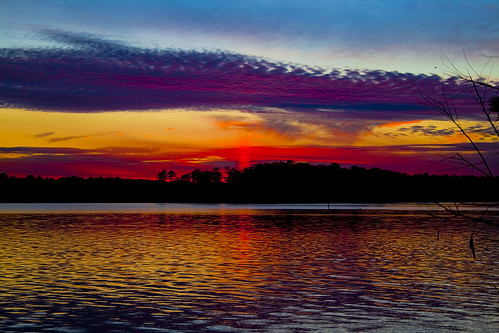 sunset vacation river virginia jamestown jamesriver historicjamestown